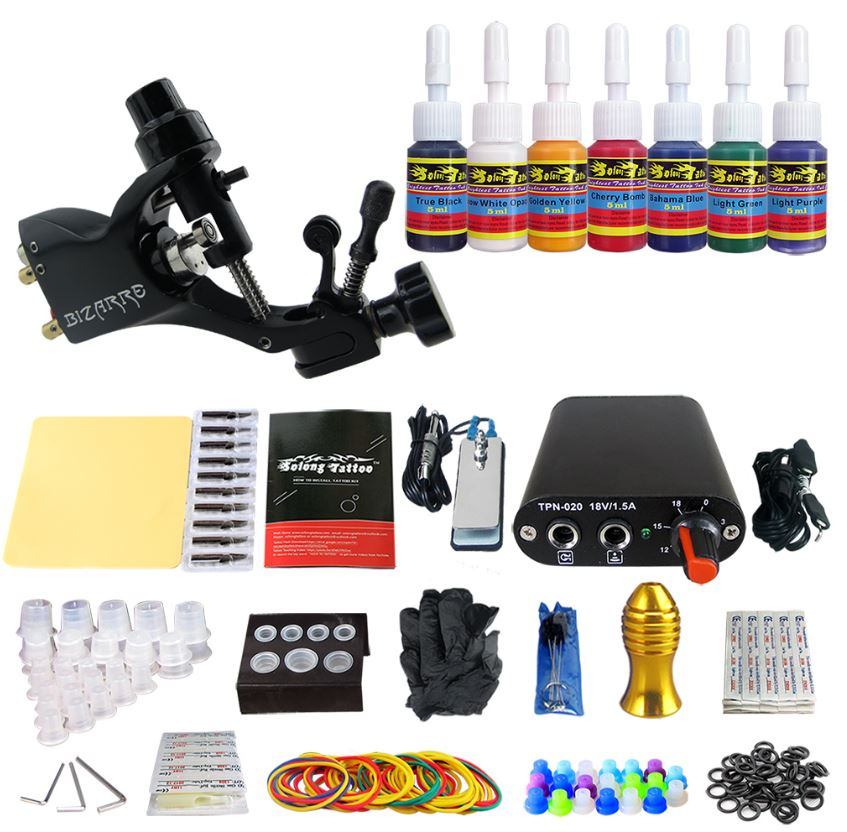 solong tattoo kit review