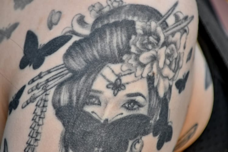how to make your tattoo darker